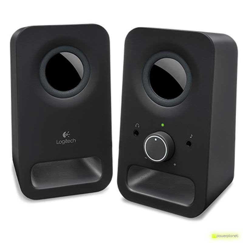 Logitech Z150 Multimedia Speaker Preto - Item