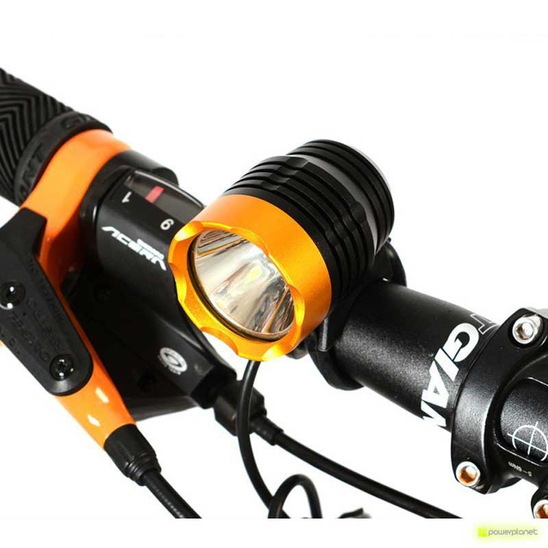 Front light 1200 lm Cree XM-L T6 Rockbros - Item4
