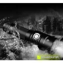 Luz LED CREE XM-L U2 Gaciron - Item1