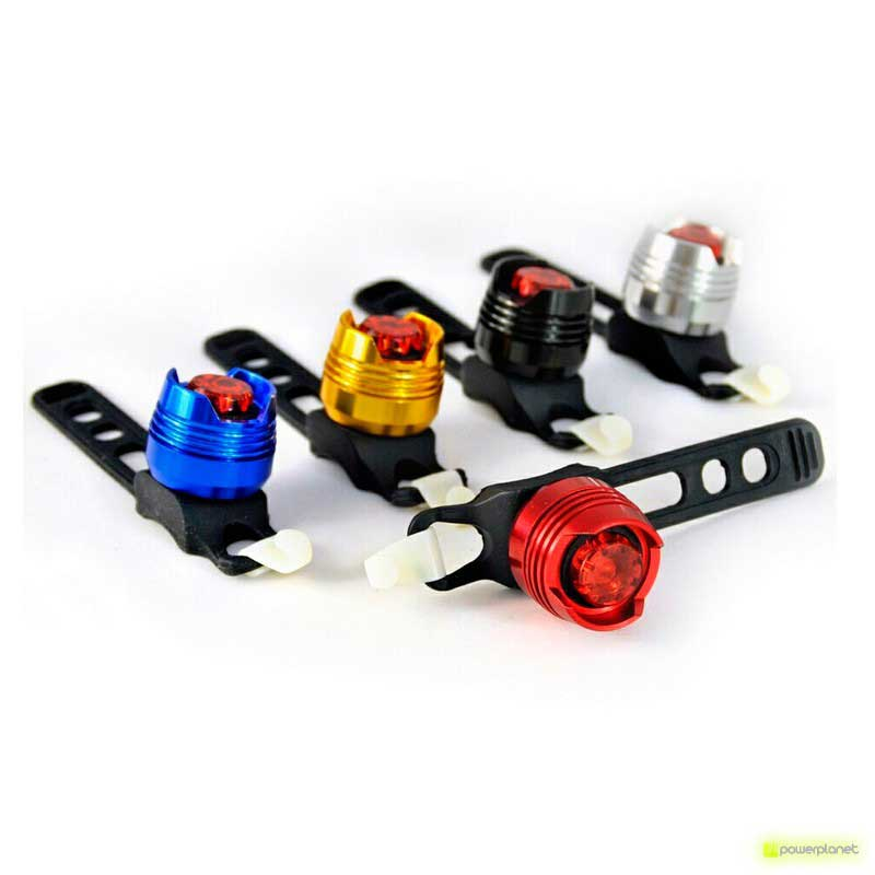 LED Bike Light - Item1