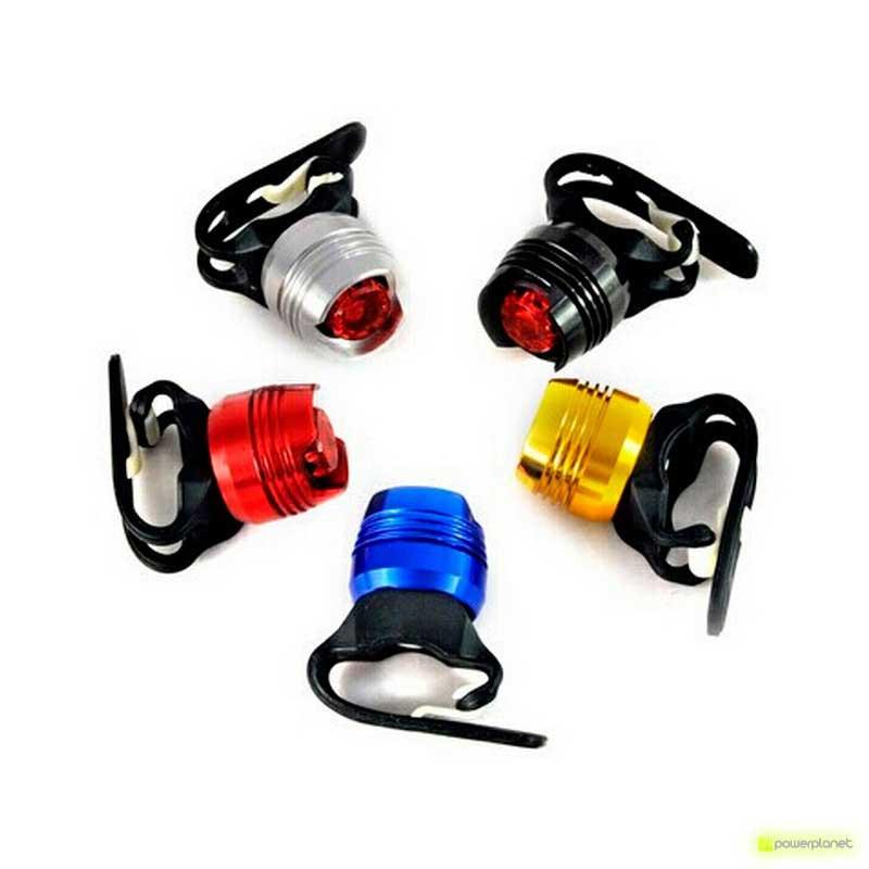 Luz para Bicicleta LED - Ítem2