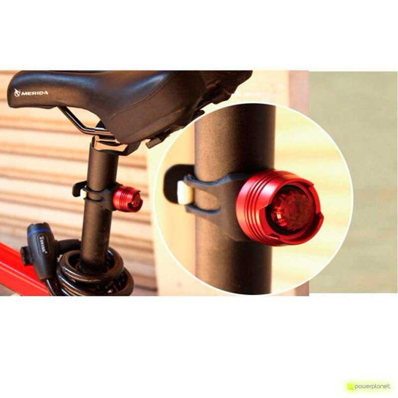Luz para Bicicleta LED - Ítem3