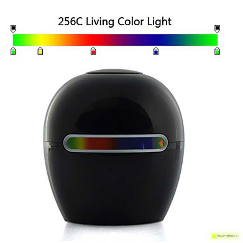256 Cor LED Night Light - Item2