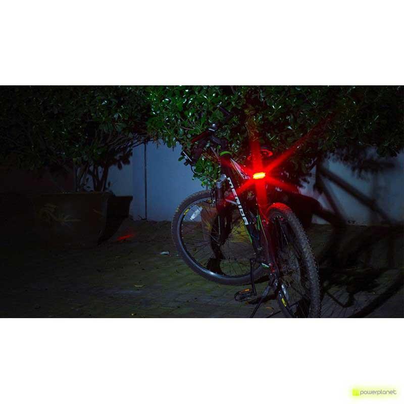 Traseira LED luz Rockbros - Item4