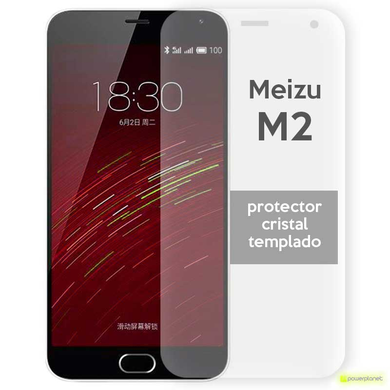 Protector de pantalla Cristal Templado Meizu M2