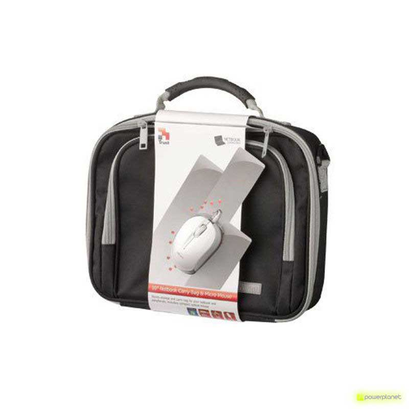 Trust Netbook Bag + Mouse