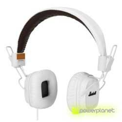 comprar auriculares marshall major hifi, comprar auriculares marshall, comprar auriculares profesionales, sonido profesional, headphones profesionales, cascos para música, auriculares música - Ítem1