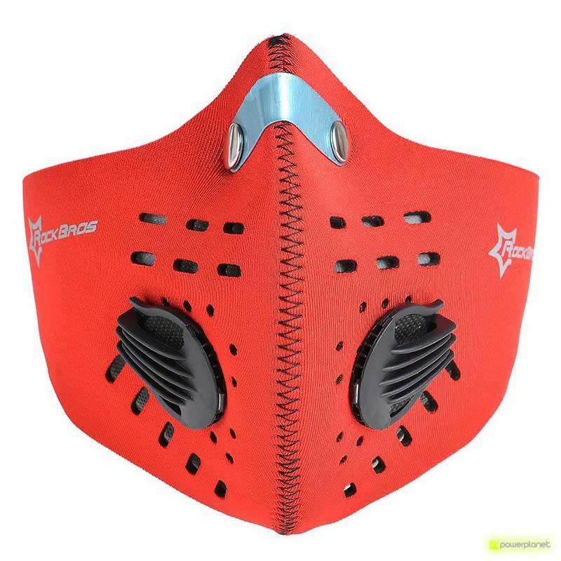 Máscara de poeira Rockbros Tamanho L - Item1
