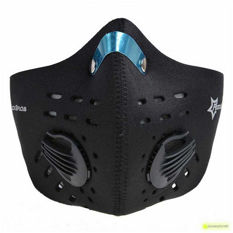 Máscara de poeira Rockbros Tamanho L - Item3