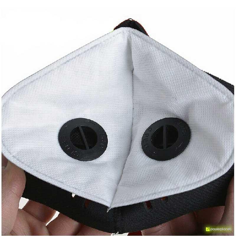 Máscara de poeira Rockbros - Item5