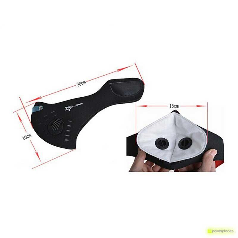 Máscara de poeira Rockbros - Item6