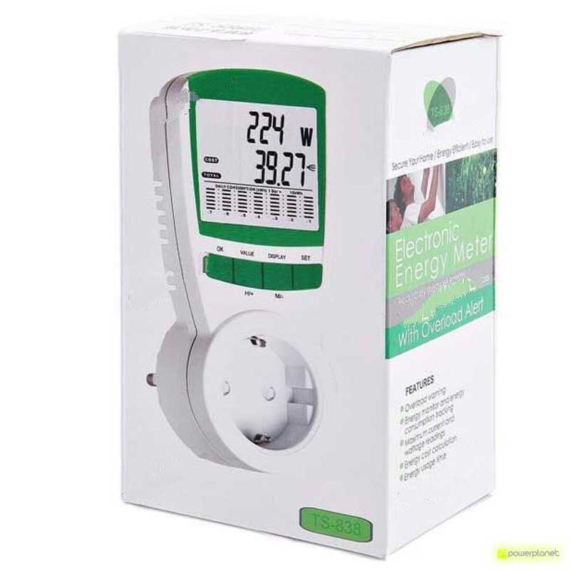 Medidor elétrico instantâneo - Item2