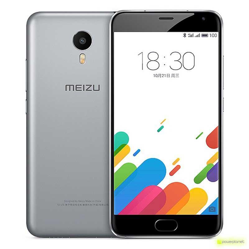 Meizu Metal 32GB - Clase B Reacondicionado
