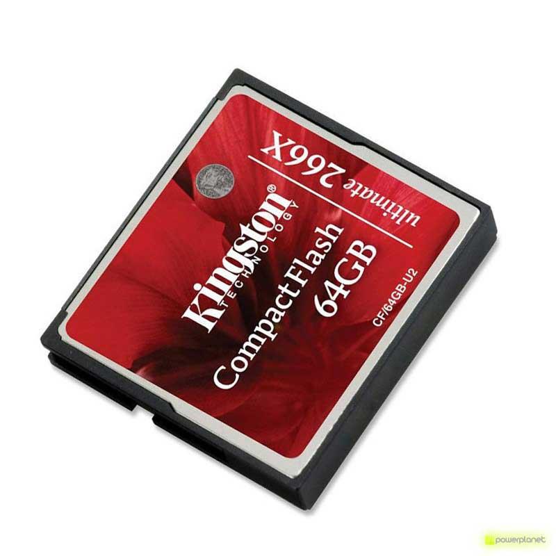 Kingston Technology 64GB Ultimate 266X