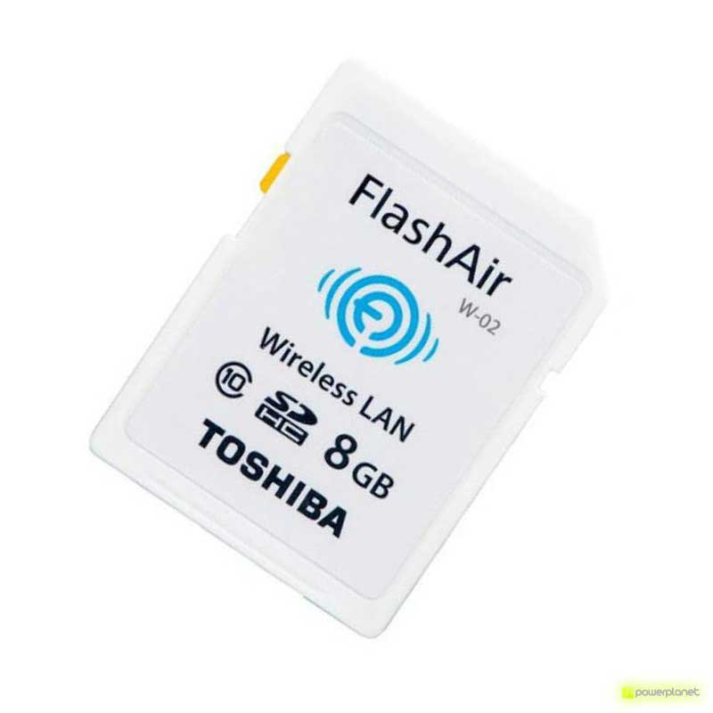 Toshiba FlashAir SD Wifi 8 GB