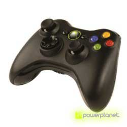 Microsoft Xbox 360 Wireless Controller Black - Item1