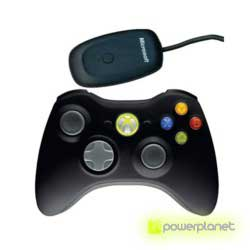 Microsoft Xbox 360 Wireless Controller Black - Item2