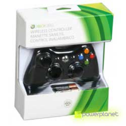 Microsoft Xbox 360 Wireless Controller Black - Item3