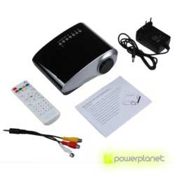 Mini Projector RD802 - Item3