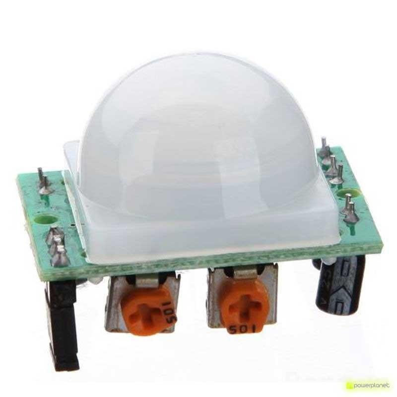 Módulo Sensor de movimiento HC-SR501