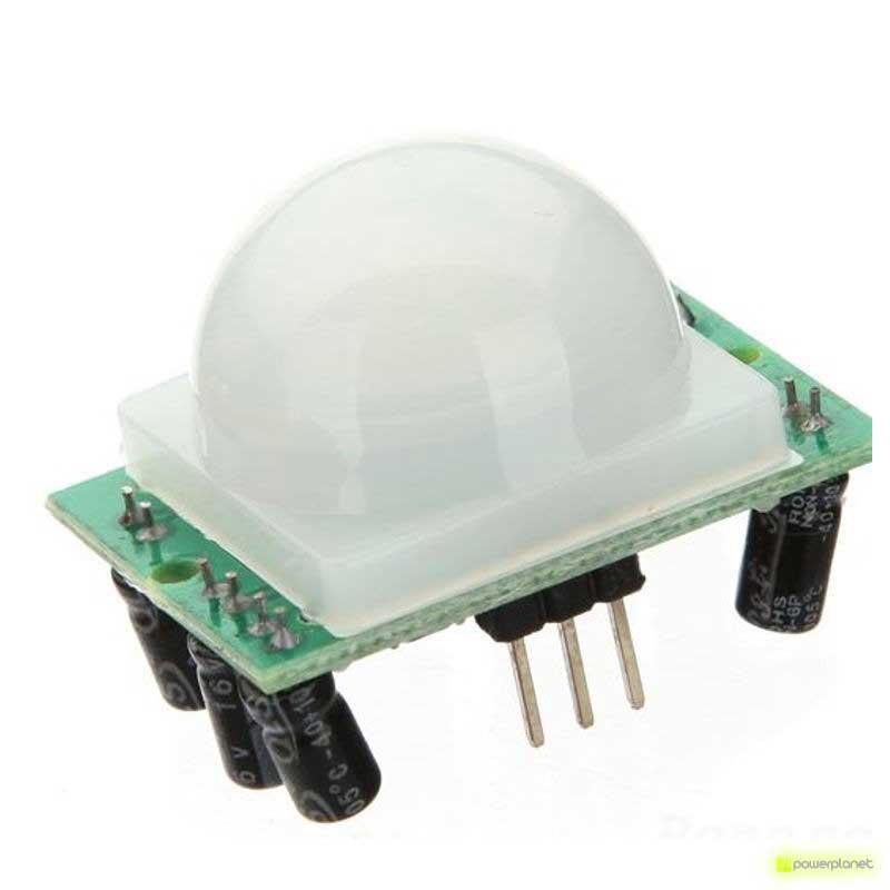 Sensor de movimento do Módulo HC-SR501 - Item1