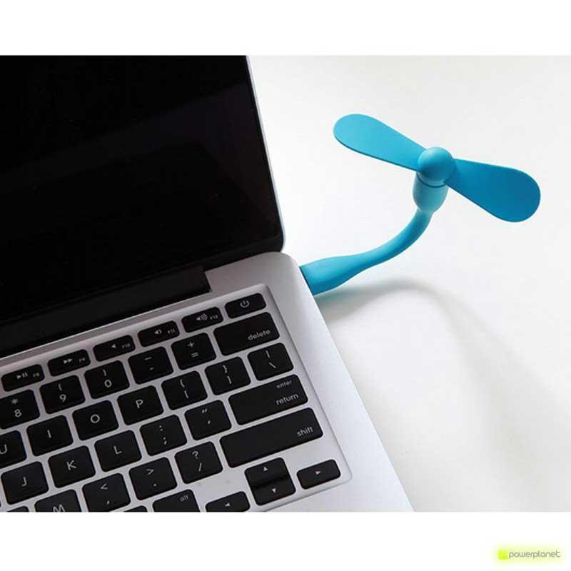 Mini Ventilador USB Xiaomi - Ítem4