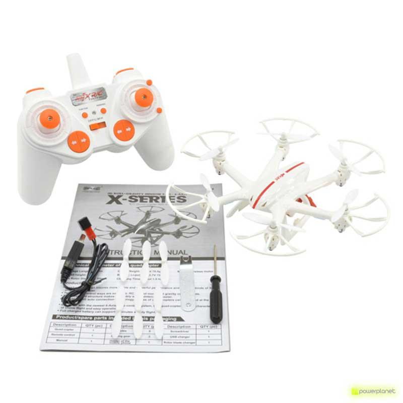 Hexacopter MJX X800 - Ítem3