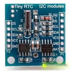 Módulo Relógio em Tempo Real DS1307 para Arduino - Item4