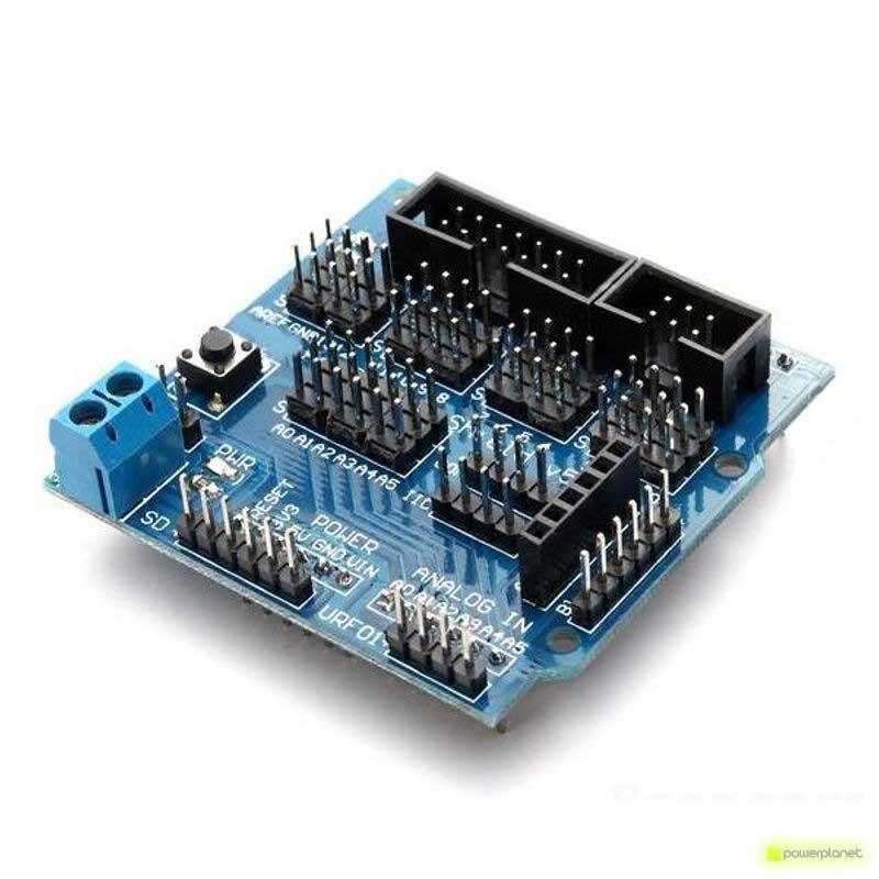 Módulo Sensor Shield V5 Para Arduino