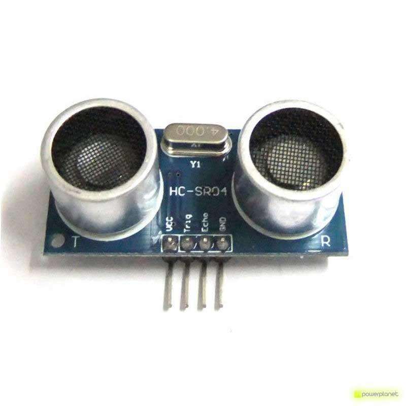 Módulo Sensor de Ultra-som HC-SR04 para Arduino