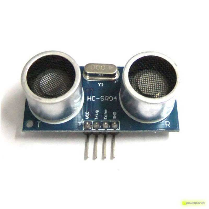 Módulo Sensor de Ultrasonidos HC-SR04 para Arduino
