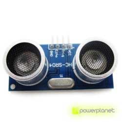 Módulo Sensor de Ultrasonidos HC-SR04 para Arduino - Ítem1