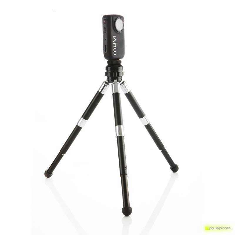 Monopod & Tripod for Muvi and Muvi HD range
