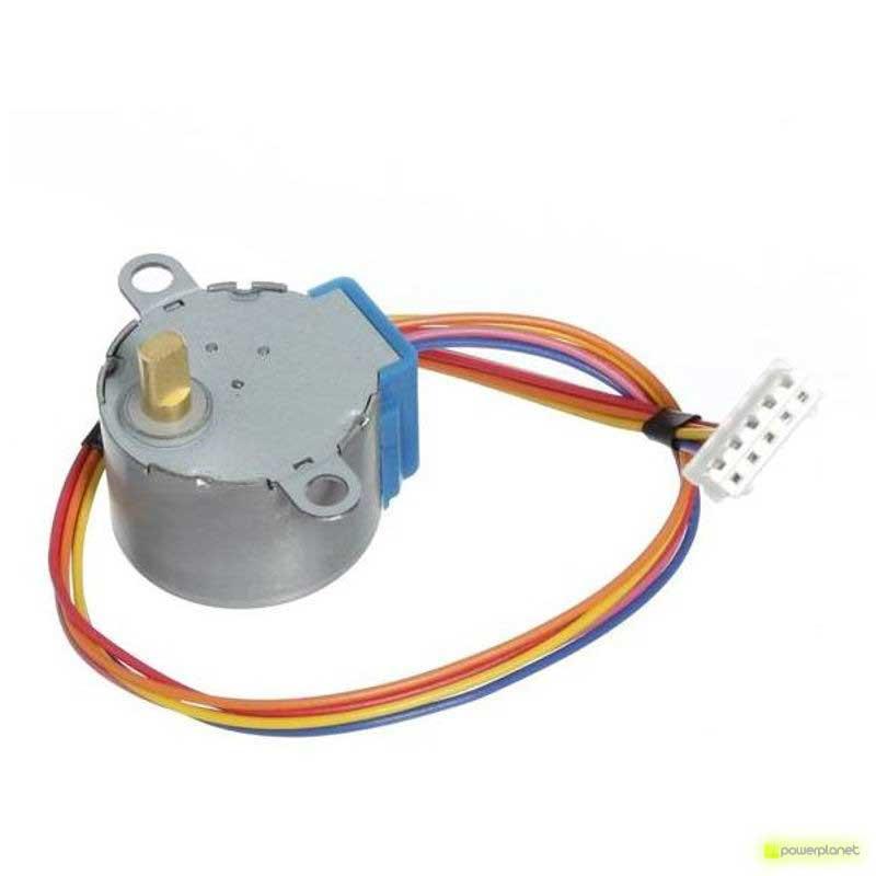 Módulo control de motores Paso a Paso ULN2003 + Motor 28BYJ-48 5V - Ítem1