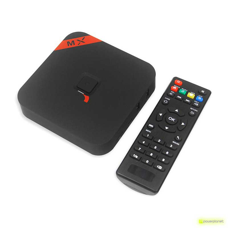 MXQ S85 TV Box 1GB/8GB Android 4.4 - Item1