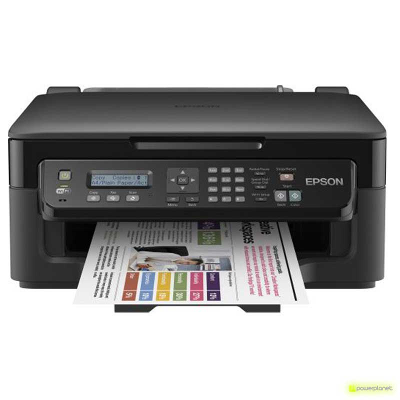 Multifunción Epson WorkForce WF-2510WF WiFi+Fax