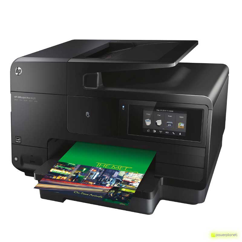 Impresora Multifunción HP Officejet Pro 8620 A7F65A
