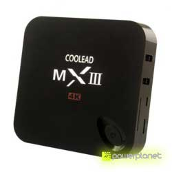 MXIII G TV Box - Ítem1