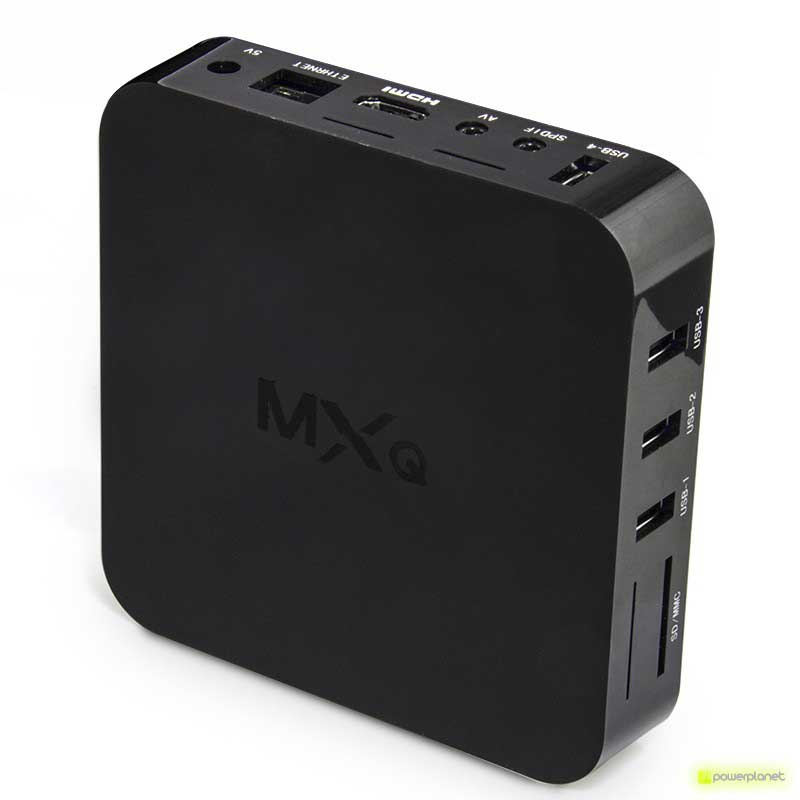 MXQ S805 TV Box 1GB/8GB Android 4.4 - Ítem1