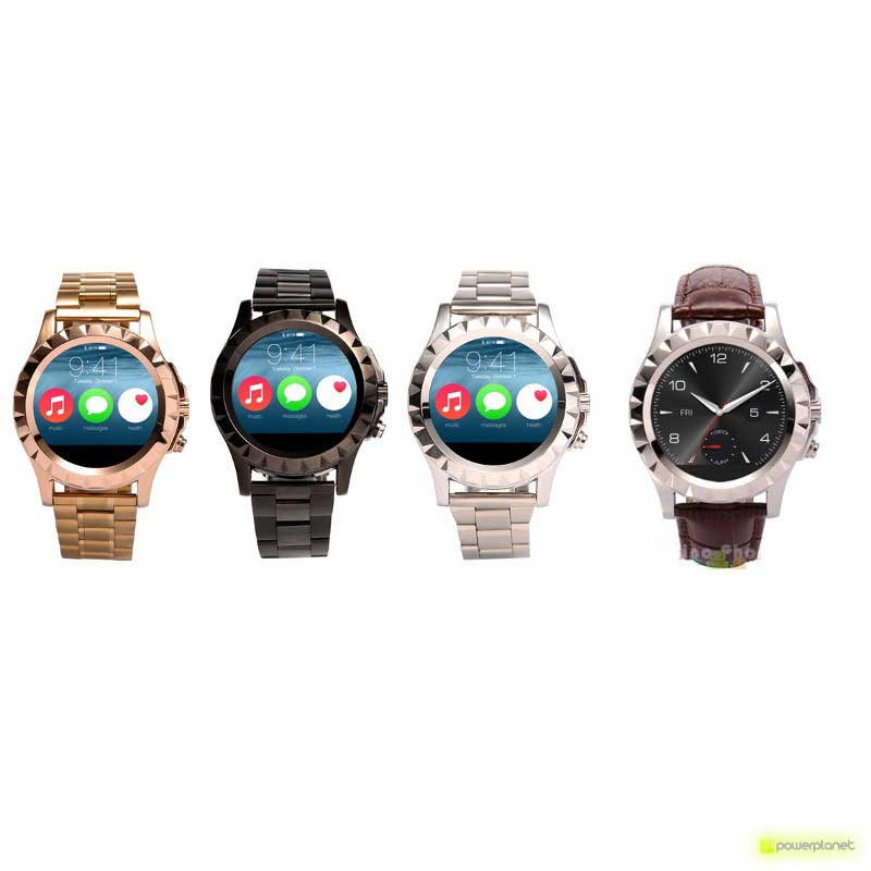 Smartwatch NO.1 SUN S2 - Ítem1
