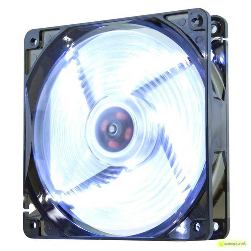 Ventilador Caja NOX CoolFan 12cm LED Azul