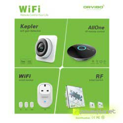 Orvibo WiWo R1 control remoto IR all in one - Ítem6