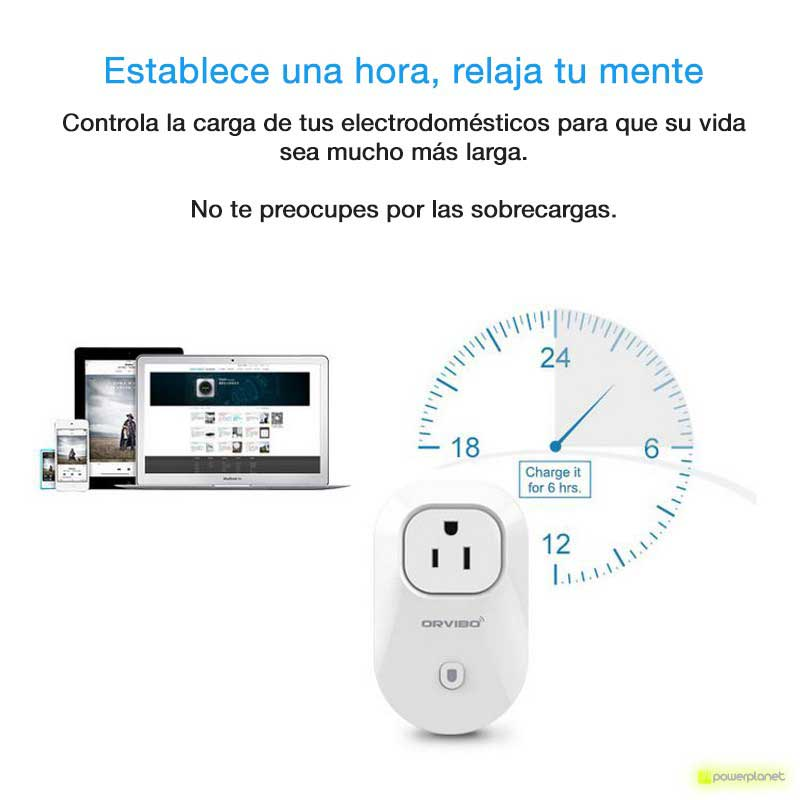 ORVIBO WiWo-S25 - Plugue Inteligente - Item4