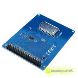 Módulo Toque do painel TFT / LCD de 3,2