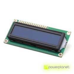 Pantalla LCD 1602 con retroiluminación para Arduino - Ítem3