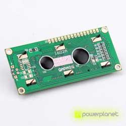Pantalla LCD 1602 con retroiluminación para Arduino - Ítem5