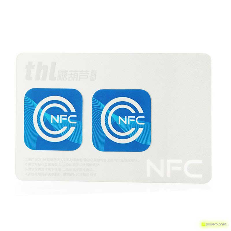 Pegatinas THL NFC - Ítem1