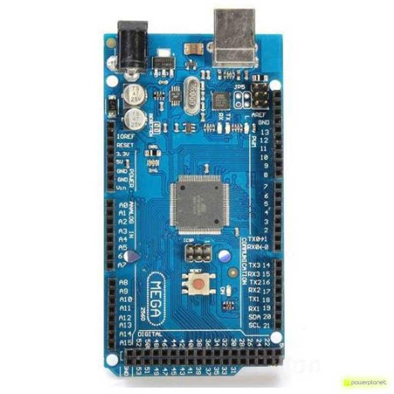Board MEGA 2560 R3 compatible com Arduino - Item1