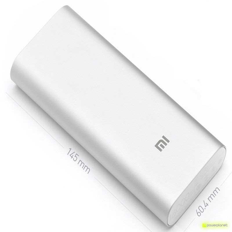 Xiaomi PowerBank 16000 - Bateria Universal - PowerPlanetOnline - Item1
