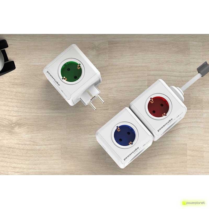 PowerCube Extended 5 tomas - Cable 3m - Ítem2